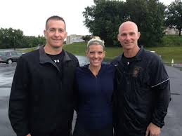 News 8's Katelyn Smith takes state police fitness test
