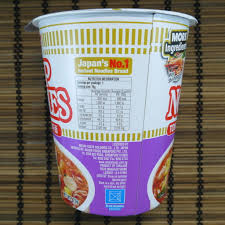 nissin cup noodles tom yam seafood
