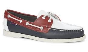 women s spinnaker leather boat shoe