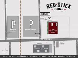 home red stick social