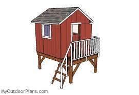 backyard playhouse plans