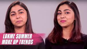 summer makeup trends 2017 easy makeup