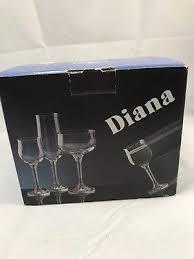 cut glass cordials 2 25 oz