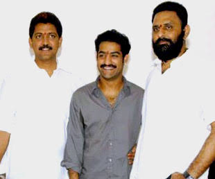 Image result for vamsi vallabhaneni and jr ntr""