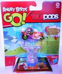 Angry Birds GO! Telepods Kart Green Pig with HELMET - Buy Online ...