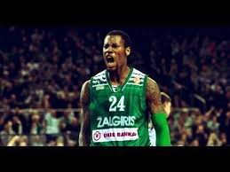 Sonny Weems - Žalgiris Mix - YouTube