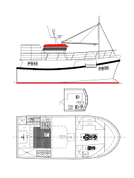 build a new grp mercial fishing boat