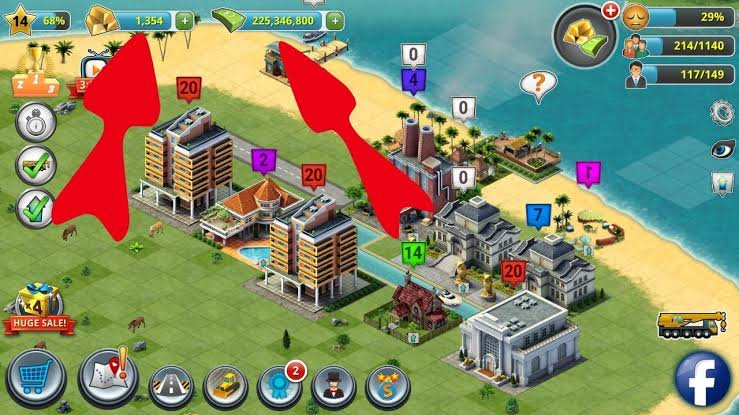 Image result for City Island APK""