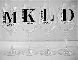 2 X Mr And Mrs Wedding Disney Wine Champagne Cup Mug Glass Vinyl Sticker Decal