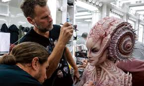 special effect make up artist