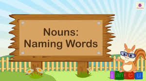 Naming Words Nouns For Kids English Grammar Grade 2 Periwinkle Youtube
