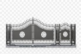 Gate Wrought Iron Drawing Sheet Metal Png 2000x1328px Gate Black And White Door Drawing Galvanization Download