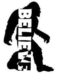 Bigfoot Wall Decals Stickers Sasquatch Large Wall Decal Pettumtrampolines Es