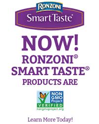 ronzoni ronzoni smart taste the