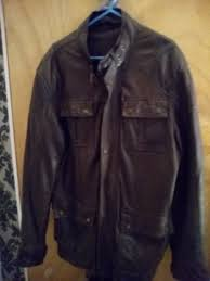 mens leather jacket in dundee gumtree