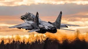 خلفيات طائرة Mikoyan Mig 35 الروسية عالية الوضوح قتال روسيا 22