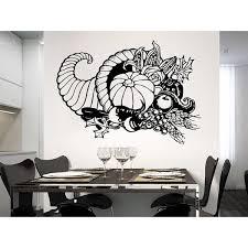Shop Vegetables Harvest Vinyl Sticker Decals Kitchen Cafe Canteen Home Decor Art Sticker Decal Size 33x45 Color Black 33 X 45 Overstock 14092009