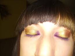 golden dess eyes how to create a