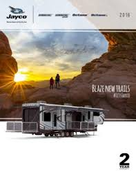 jayco toy haulers pages 1 16 text