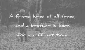 brother quotes that will make you feel lucky