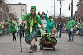 At Dogtown's St. Patrick's Day, the ...