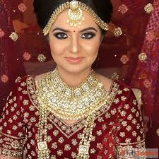 bridal makeup artist in pune