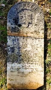 Elizabeth Abigail Gibson Bennett (1848-1878) - Find A Grave Memorial