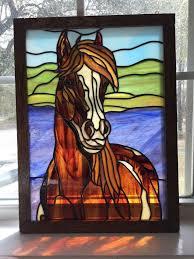 pin en glass horses
