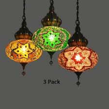 oval shade pendant light moroccan