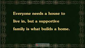 family quotes why your family is important for you quotes