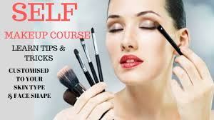 self personal grooming makeup course