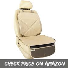 best car seat protector for leather