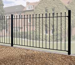 Burbage Manor Ball Top 6 X 4 Ft Fence Panel Gardensite Co Uk