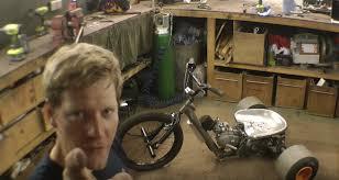 building a motorized drift trike in