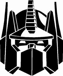 Optimus Prime Transformers Wall Decal Custom Wall Graphics
