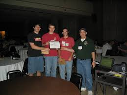 Regional Programming Contest - Photos from the 2002 Contest