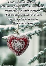 christmas wishes for him christmas messages for boyfriend or