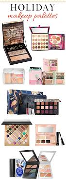 8 pretty holiday makeup palettes you ll