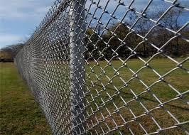 Chain Link Fence 6 Height 9 Gauge 2 Diamond 1 2oz Zinc Requirement 50 Foot Roll
