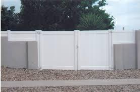 Southwest Vinyl Gates
