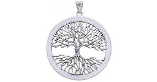 tree of life pendant by mickie mueller