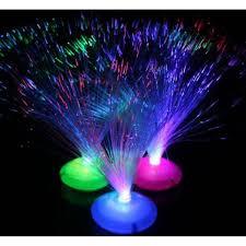 Đèn led sợi quang chớp nhiều màu (Test)