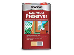 Trade Total Wood Preserver Clear 5ltr