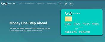 wirex deal free bitcoin debit card