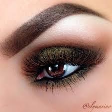 beauty of dark brown eyes is immense