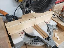 Miter Saw Dust Collection For Dewalt Dw716 Woodworking