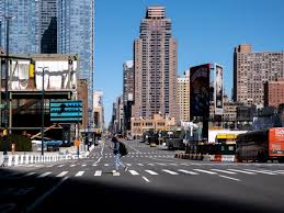 turns New York City into ghost town ...