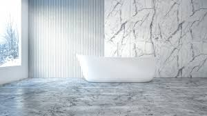 bathroom 3d rendering image there