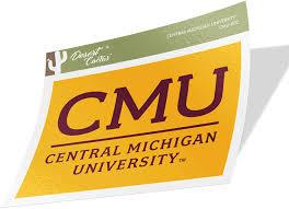 Amazon Com Central Michigan University Cmu Chippewas Ncaa Vinyl Decal Laptop Water Bottle Car Scrapbook Sticker 002 Computers Accessories