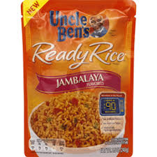 uncle bens ready rice pouch jamba